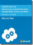 ASP.NET Multi-Tier Windows Azure Application Using Storage Tables, Queues, and Blobs