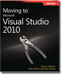 Moving to Microsoft Visual Studio 2010 (VS2005)