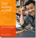 Start working in CRM
