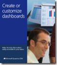 Dynamics CRM: Create or customize dashboards