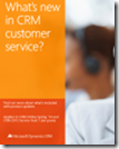 What's new in CRM customer service