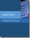 Excel 2013 Keyboard Shortcuts