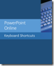 PowerPoint Online Keyboard Shortcuts