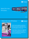 Windows 8 End User Training Brochure