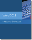 Word 2013 Keyboard Shortcuts