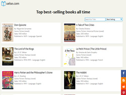 Uelse - Top best-selling books all time